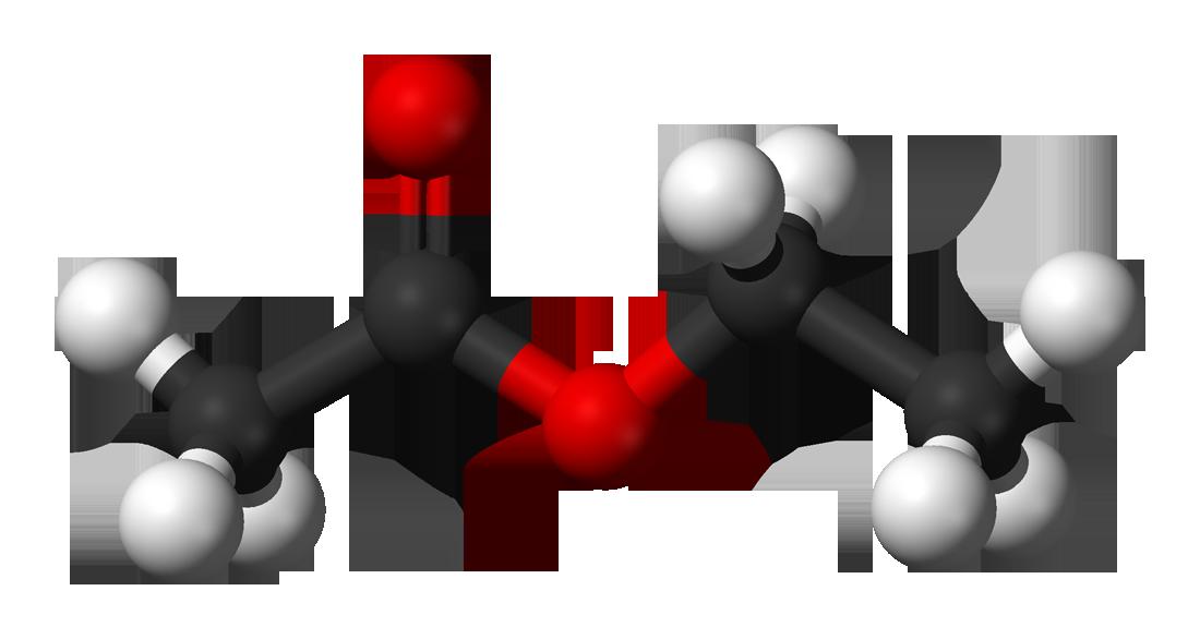 ethyl acetate chemical formula 3d
